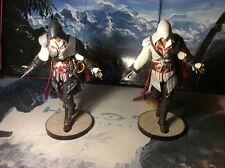 "Assassini CREED 2 II Black & White Edition STATUE FIGURE STATUINE 7 ""Ezio"
