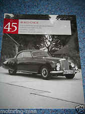 BROOKS ASTA CATALOGO 1996 no45 OLYMPIA Londra FERRARI 166 FORD RS200 Lincoln