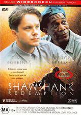The Shawshank Redemption (DVD, 2000) region 4