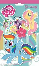 700 MY LITTLE PONY BAMBINI BIMBI ADESIVI PARTY BAG artigianale Stocking Filler mystr