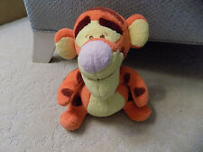 """10"""" Disney Store LITTE ONES TIGGER Fuzzy SOFT Happy Plush Doll For Baby Toy   75"""