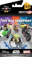 NEW Disney Infinity 3.0 Edition Toy Box Speedway Expansion Game Wii U Xbox PS3