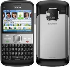 "Original Nokia E5 - Bar Style 3G Cellphone 2.36"" Wifi Bluetooth QWERTY Phone"