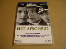 DVD / HET AFSCHEID ( PETRA LASEUR, JULIEN SCHOENAERTS, SENNE ROUFFAER... )