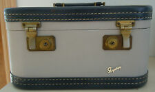 VINTAGE SKYWAY TRAIN CASE luggage suitcase