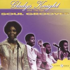 Soul Grooves 2000 by Gladys Knight & The Pips (Disc Only)