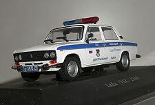 ATLAS 1/43 Lada VAZ  2106 Police