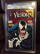Venom Lethal Protector #1 CGC 9.8 White Pages Marvel 1993 Stan Lee Movie Carnage