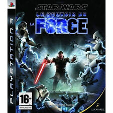 Star Wars: The Force Unleashed (Sony PlayStation 3, 2008)with BOOKLET - VG