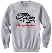 ALFA ROMEO RACING TRADITION P - NEW COTTON GREY SWEATSHIRT ALL SIZES IN STOCK