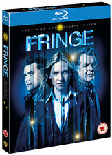 FRINGE - SEASON 4 - BLU-RAY - REGION B UK