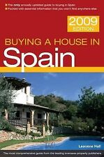 Buying a House in Spain, Hall, Leaonne, Very Good, Paperback