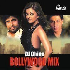 DJ CHINO - NEW BOLLYWOOD MIX CD SONGS - FREE UK POST