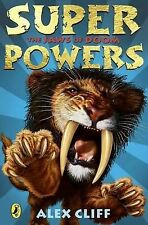 Superpowers: The Jaws of Doom, Linda Chapman, Alex Cliff, Excellent Book