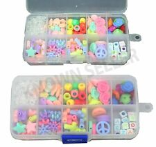 Loom Band Accessories Charms Pendant S Clips Mini Tool Beads+Alphabet+Heart+Star