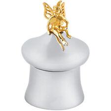Fée des dents boîte avec plaqué or fée 925 argent hallmarked de ari d norman