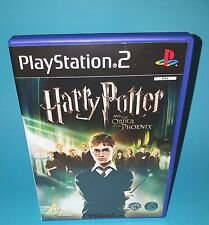 PS2 Harry Potter and the Order of the Phoenix VCG! COMPLETE! Playstation 2 Sony
