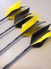 Easton Gamegetter 500 Aluminum Flu Flu Arrows 4pk