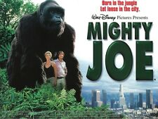 MIGHTY JOE movie poster (UK Quad)  CHARLIZE THERON poster, BILL PAXTON