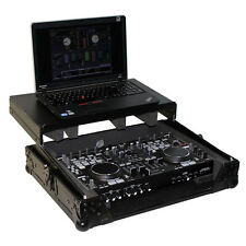 Denon DNMC-6000 MK2 MKII Prox ATA 300 Road Gig Ready Flight case Black on Black