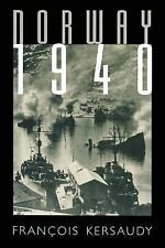 Norway 1940 (World War II) Francois Kersaudy (Paperback)