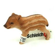 O1)  Schleich 14336 Wildschwein Frischling Schleichtier Schleichtiere Waldtier
