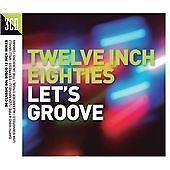 Various - Twelve Inch Eighties: Let's Groove (2016)  3CD  NEW  SPEEDYPOST