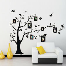 Removable Family Tree Decal Wall Sticker DIY Home Room Vinyl Art Decor 90x110cm