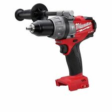 "New Milwaukee M18 Brushless FUEL 1/2"" Hammer Drill/Driver Model # 2604-20"
