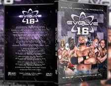 EVOLVE Wrestling 16: Gargano vs. Nese DVD, Johnny Tony Samuray Del Sol Jon Davis