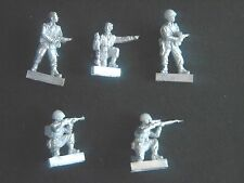 TQD AA5 20mm Diecast WWII US Airborne Support Inc. Pathfinder, Officer & Sniper