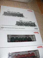 K23 Märklin 37525 E Lok´s Doppelpackung E LOK Ep 5 DRG BR E 52 DB