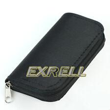 Custodia 22 Scomparti 2 Misure per Schede Memoria SD SDHC MMC XD CF Nintendo DS