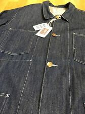 Levi 's Vintage Clothing saco coat rigid Denim Jeans chaqueta Lvc XL EE. UU. nuevo