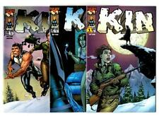 Kin #1-6 (2000) Top Cow Comics VF/NM to NM