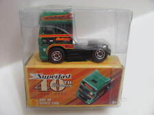 MATCHBOX 2008  SUPERFAST  40TH ANNIVERSARY DAF XF SPACE CAB #5