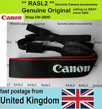 Original Canon Neck Shoulder Strap EOS 750D 5D 6D 1D s Mark II III IV MK 2 3 4 N
