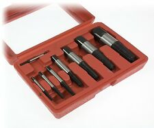 Professional 8 pc Stud and Screw Extractor Tool Set Workshop Garage NEW