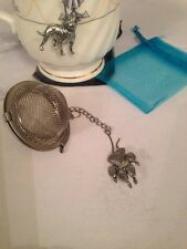 Paw Print  2inch Tea Ball Mesh Infuser Stainless Steel Sphere Strainer A67