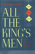 ROBERT PENN WARREN'S ALL THE KING'S MEN NEW HARDCOVER BOOK