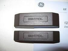 50 GE Sentrol 1285T-M Designer-Styled Surface Mount Door Contacts w/Screw Term
