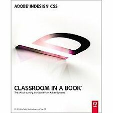 NEW - Adobe InDesign CS5 Classroom in a Book by Adobe Creative Team