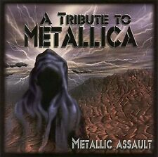 Metallic Assault: A Tribute to Metallica CD Best of The Best Metal Artists