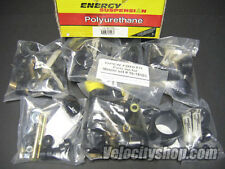 Energy Suspension Hyperflex Bushing Kit Black 92-95 Civic