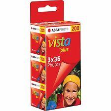 AgfaPhoto Vista 200 135-36 MP3 MHD 08/2016