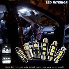 9x Canbus Xenon White Interior LED Light Package Kit  For VW Valkswagen Golf MK4
