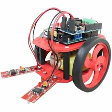 Line Follower Robot,Robotics Kit Using Arduino Uno-Atmega328-Do it Your Self