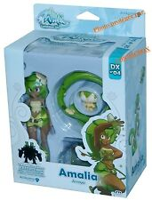 AMALIA AMAYA action figure dx WAKFU video game DOFUS Bonta movie razortemps new