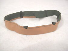 WWII thru Vietnam M1 or M1C Helmet Liner - Leather Sweatband Assembly - Repro