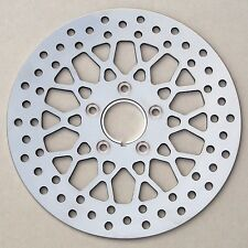 CLASSIC SPOKE BRAKE DISC ROTOR FRONT HARLEY SOFTAIL FLSTF FAT BOY FLS SLIM 90-13